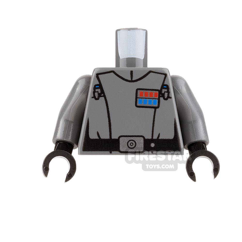 LEGO Mini Figure Torso - Imperial Officer Jacket