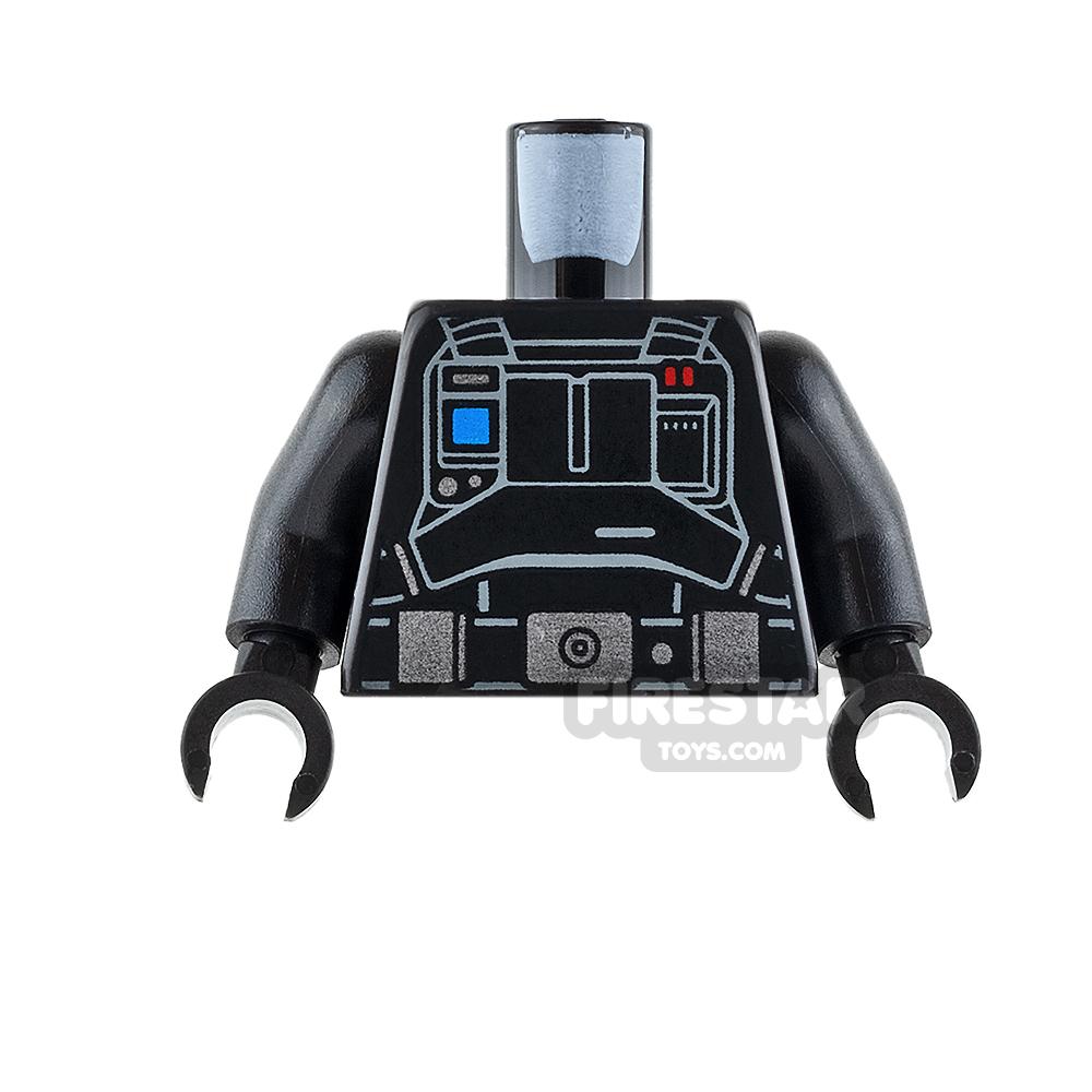 LEGO Mini Figure Torso - Imperial Emigration Officer