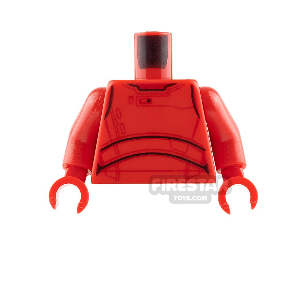 LEGO Mini Figure Torso - Elite Praetorian Guard