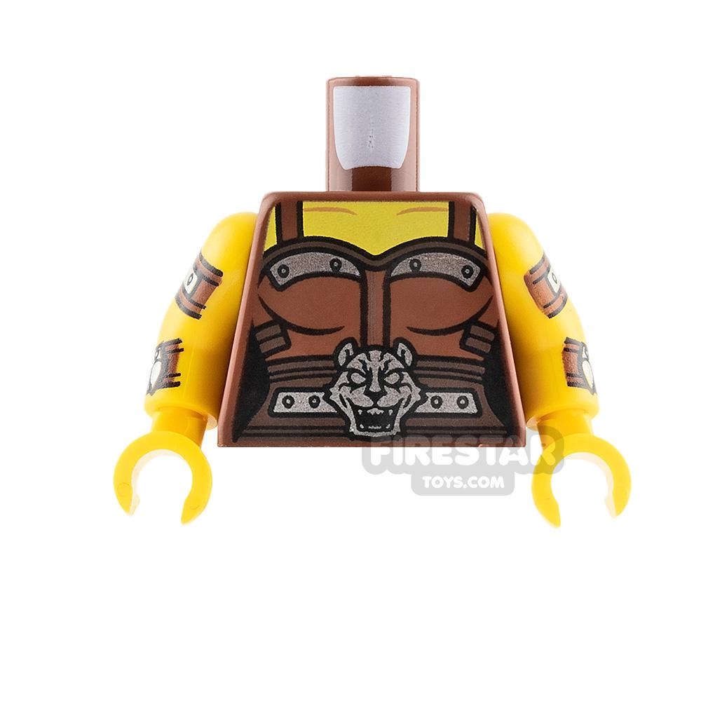 LEGO Minifigure Torso Bodice
