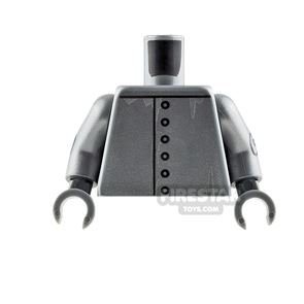 LEGO Mini Figure Torso Tin Man