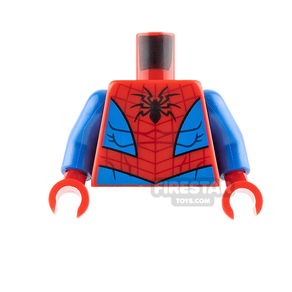 LEGO Minifigure Torso Spider-Man