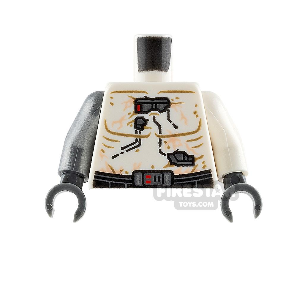 LEGO Minifigure Torso Darth Vader Bacta Tank
