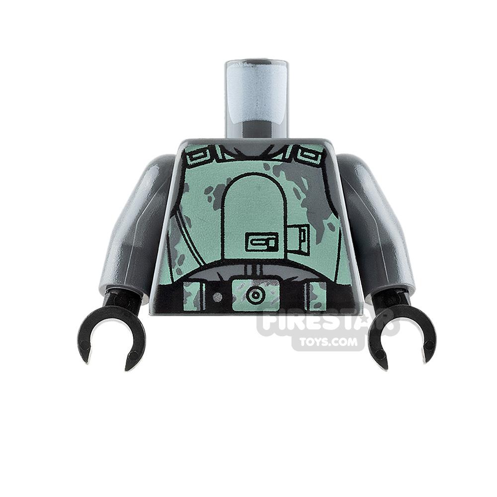 LEGO Minifigure Torso Imperial Mudtrooper