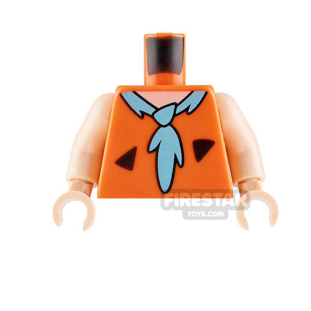 LEGO Minifigure Torso Fred Flintstone