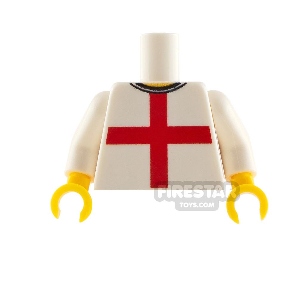 Custom Design Torso Saint George Flag