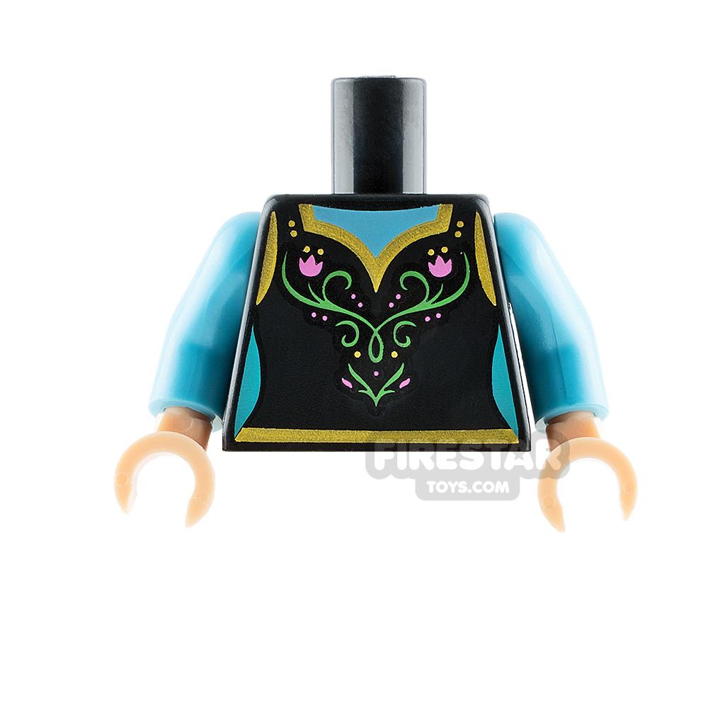LEGO Minifigure Torso Anna Top