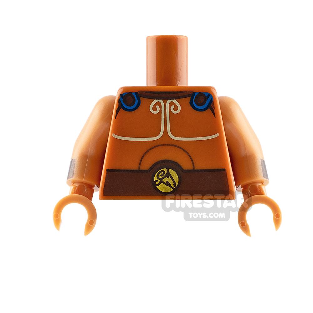 LEGO Minifigure Torso Roman Tunic