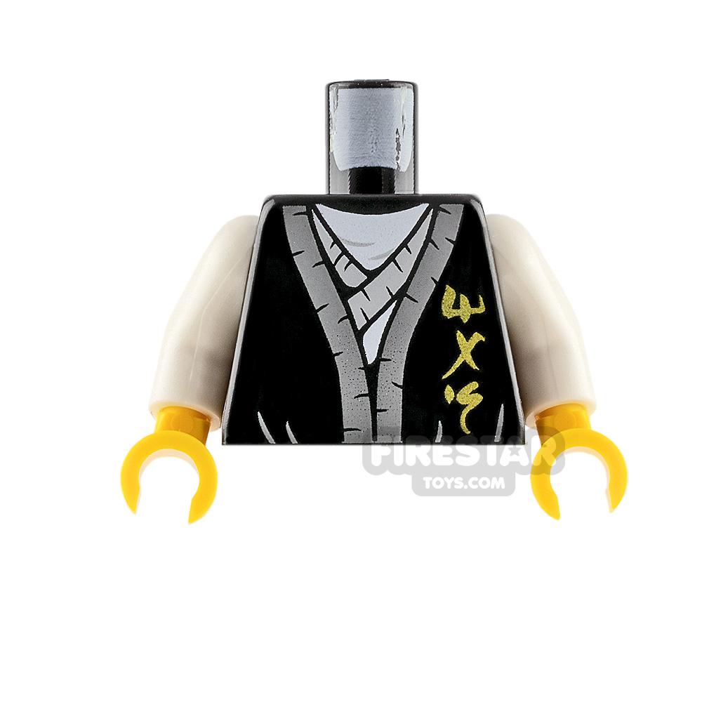 LEGO Minifigure Torso Asian Symbols