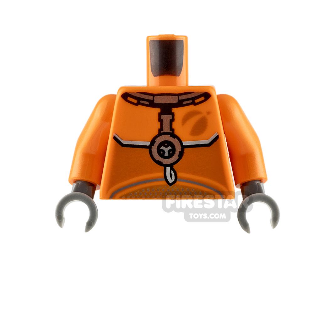 LEGO Minifigure Torso Spacesuit