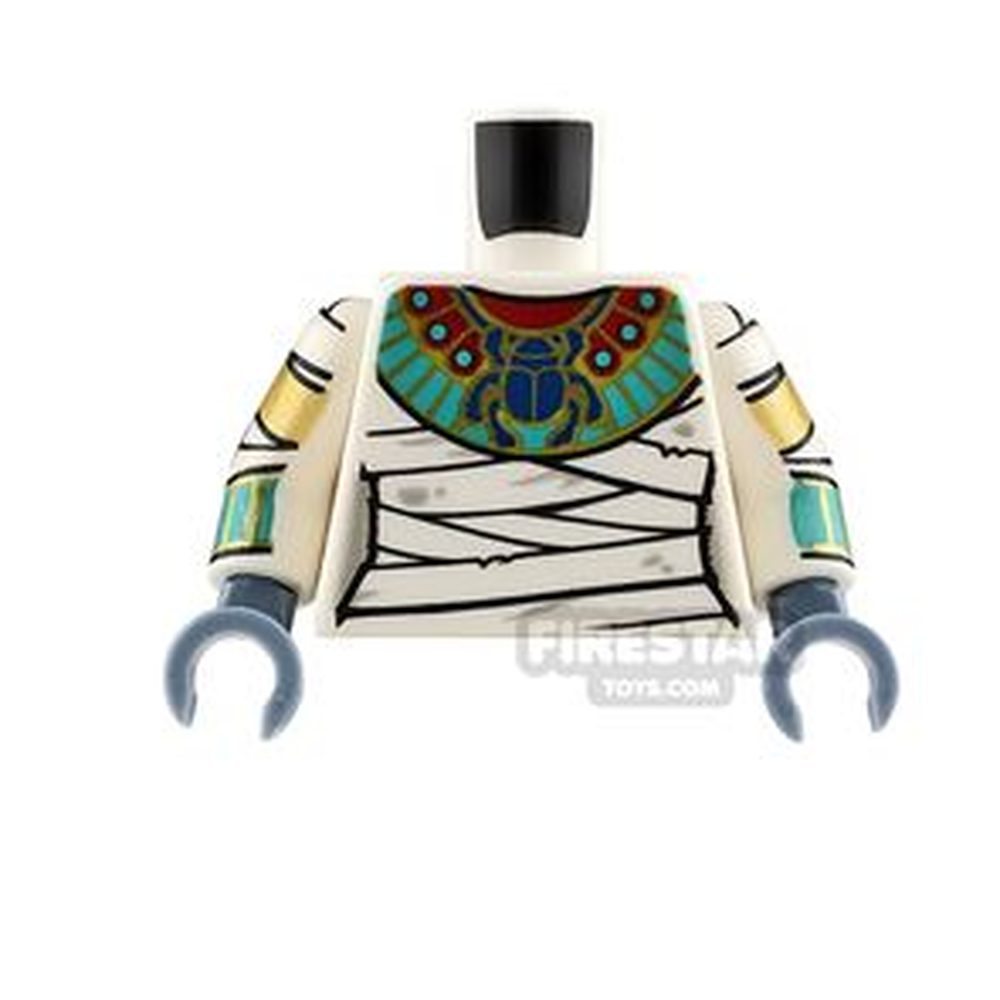 LEGO Minifigure Torso Mummy Queen