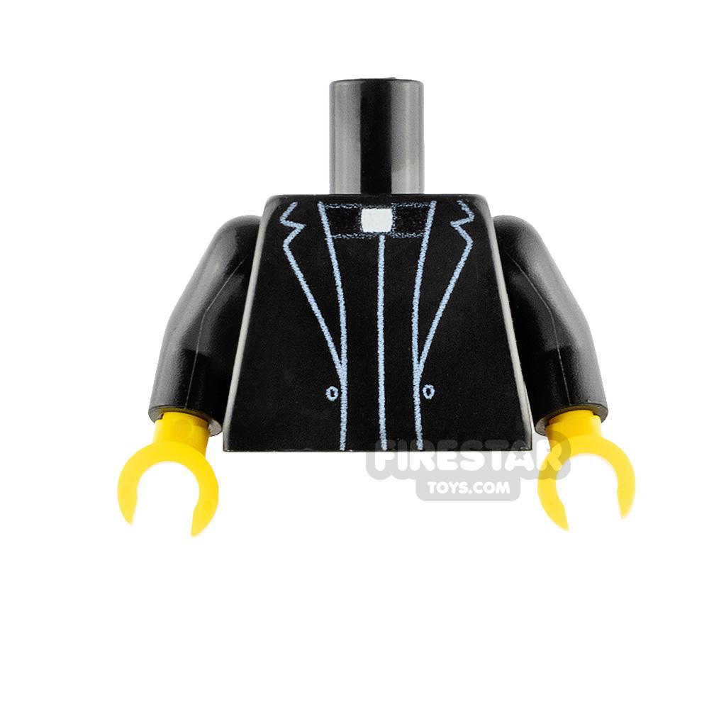 Custom Design Torso Vicar