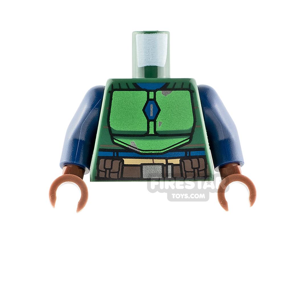 LEGO Minifigure Torso Mandalorian Warrior