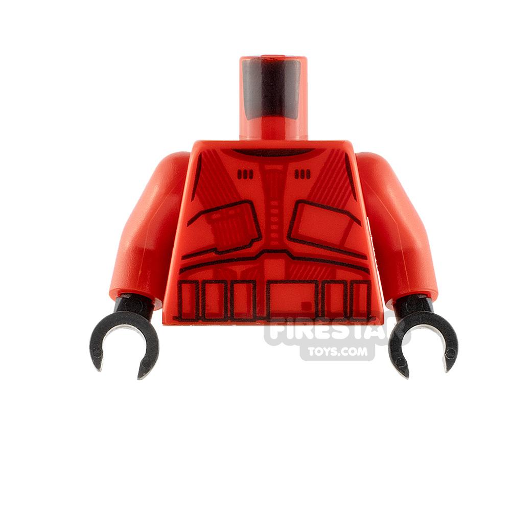 LEGO Minifigure Torso Sith Trooper