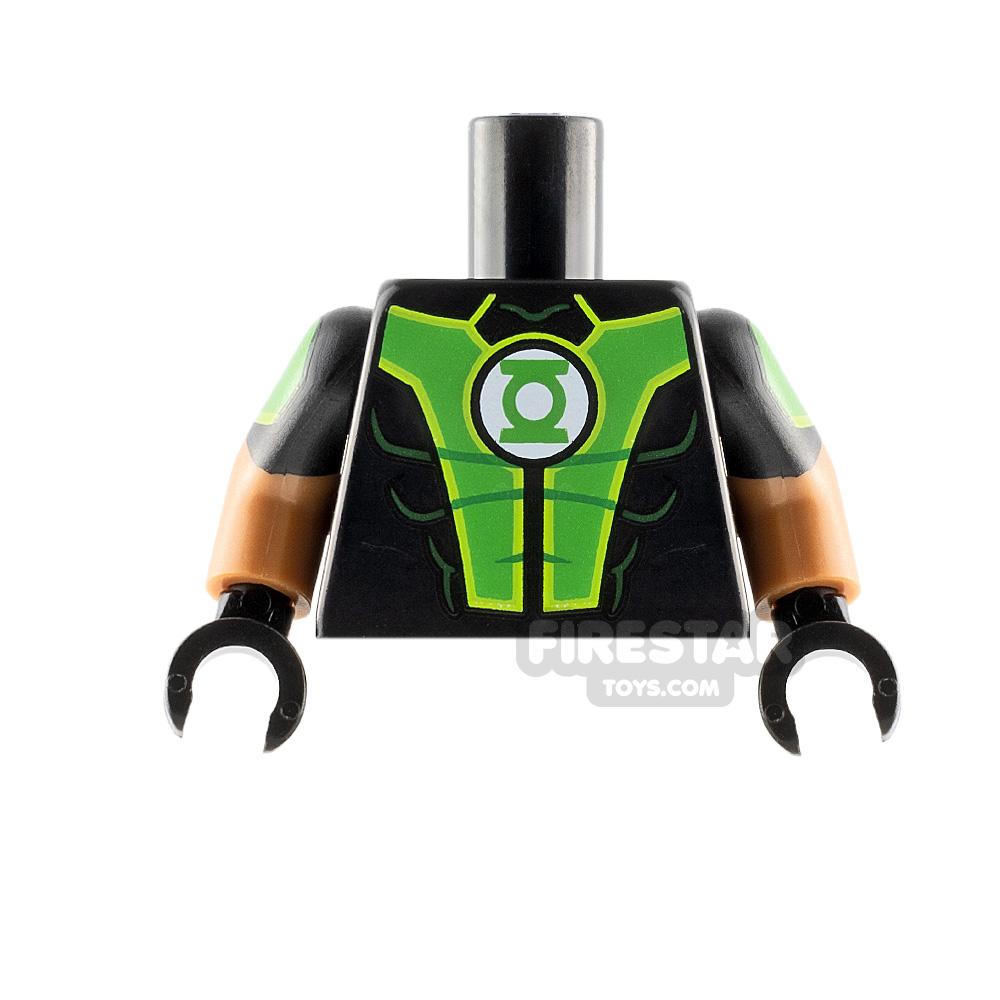 LEGO Minifigure Torso Green Lantern Simon Baz