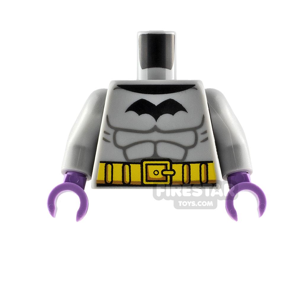 LEGO Minifigure Torso Batman 1939 Suit