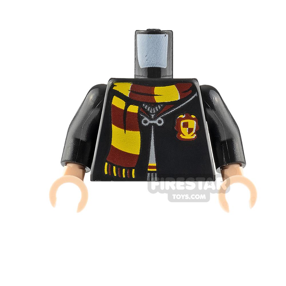 LEGO Minfigure Torso Gryffindor Robe with Scarf