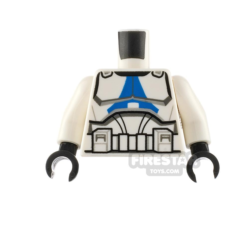 LEGO Minifigure Torso SW 501st Clone Trooper