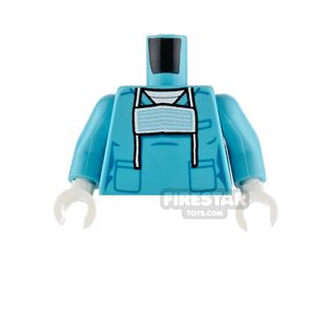 Custom Design Torso Surgeon Scrubs with Mask