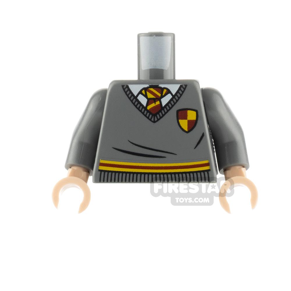 LEGO Minfigure Torso Gryffindor Jumper