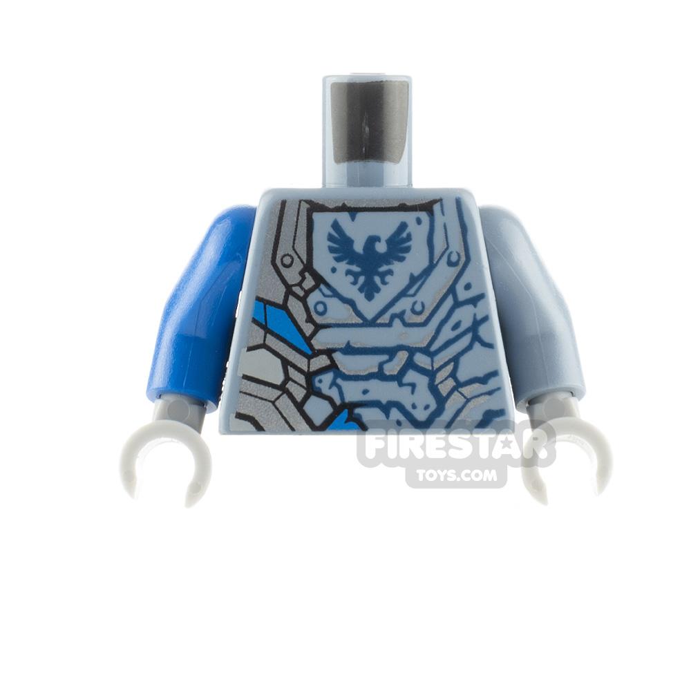 LEGO Minifigure Torso Stone Armour with Falcon