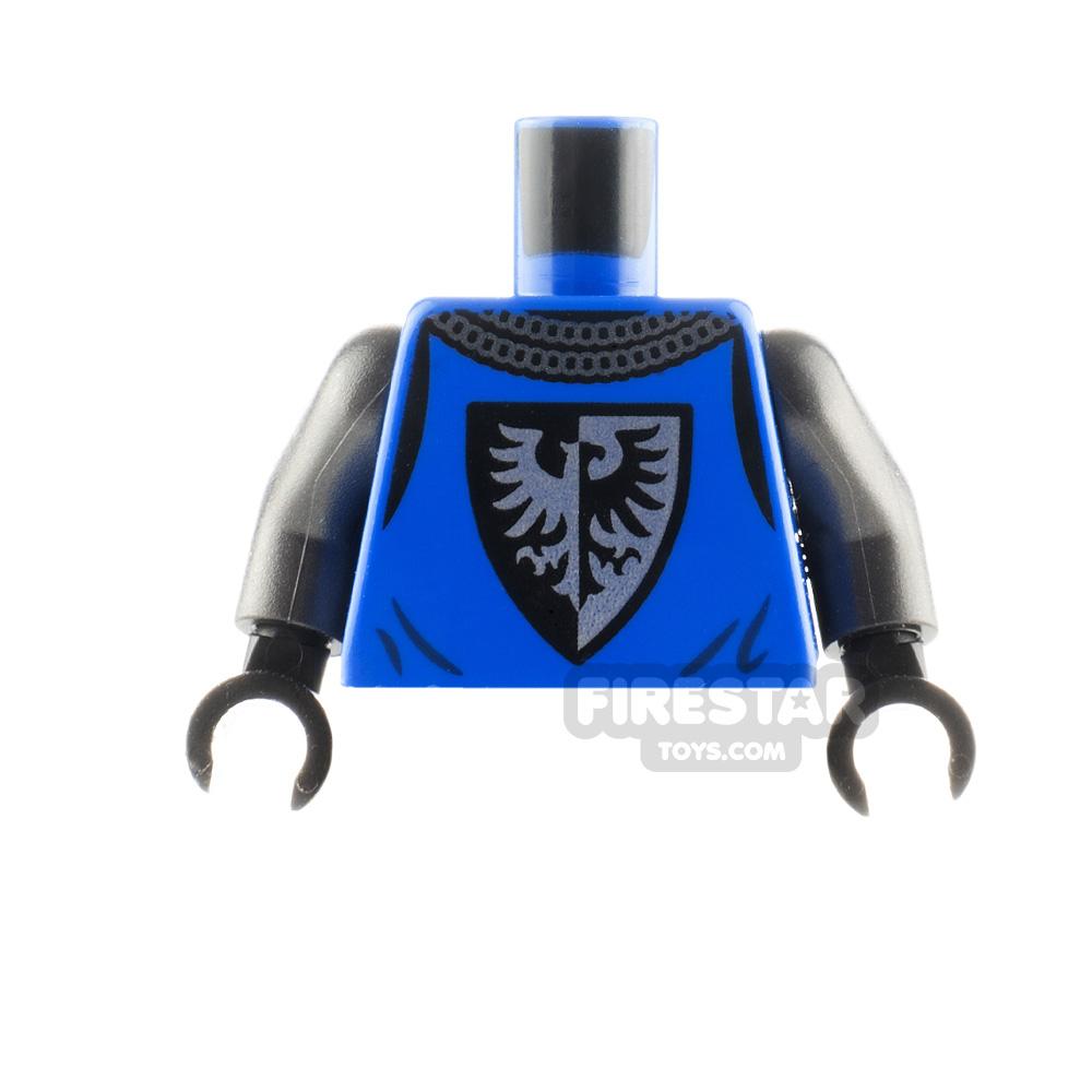LEGO Minfigure Torso Surcoat and Falcon Shield