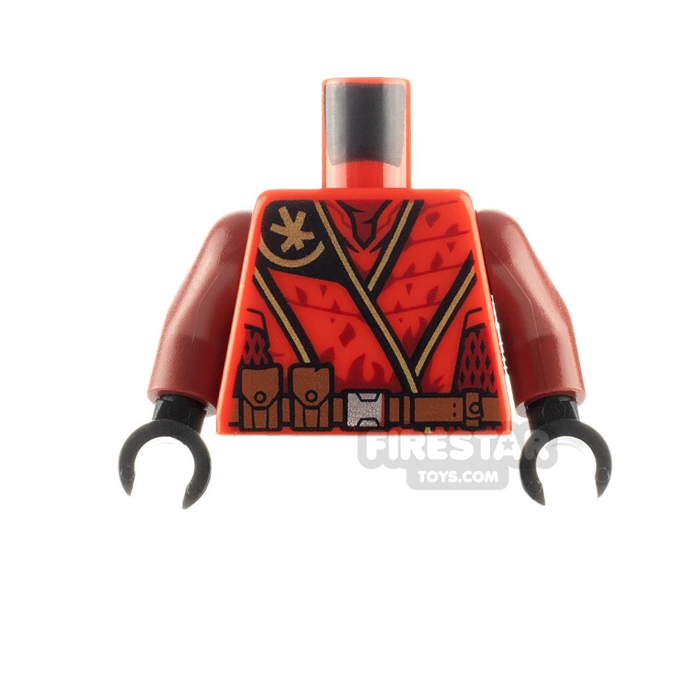 LEGO Minfigure Torso Tunic with Belt
