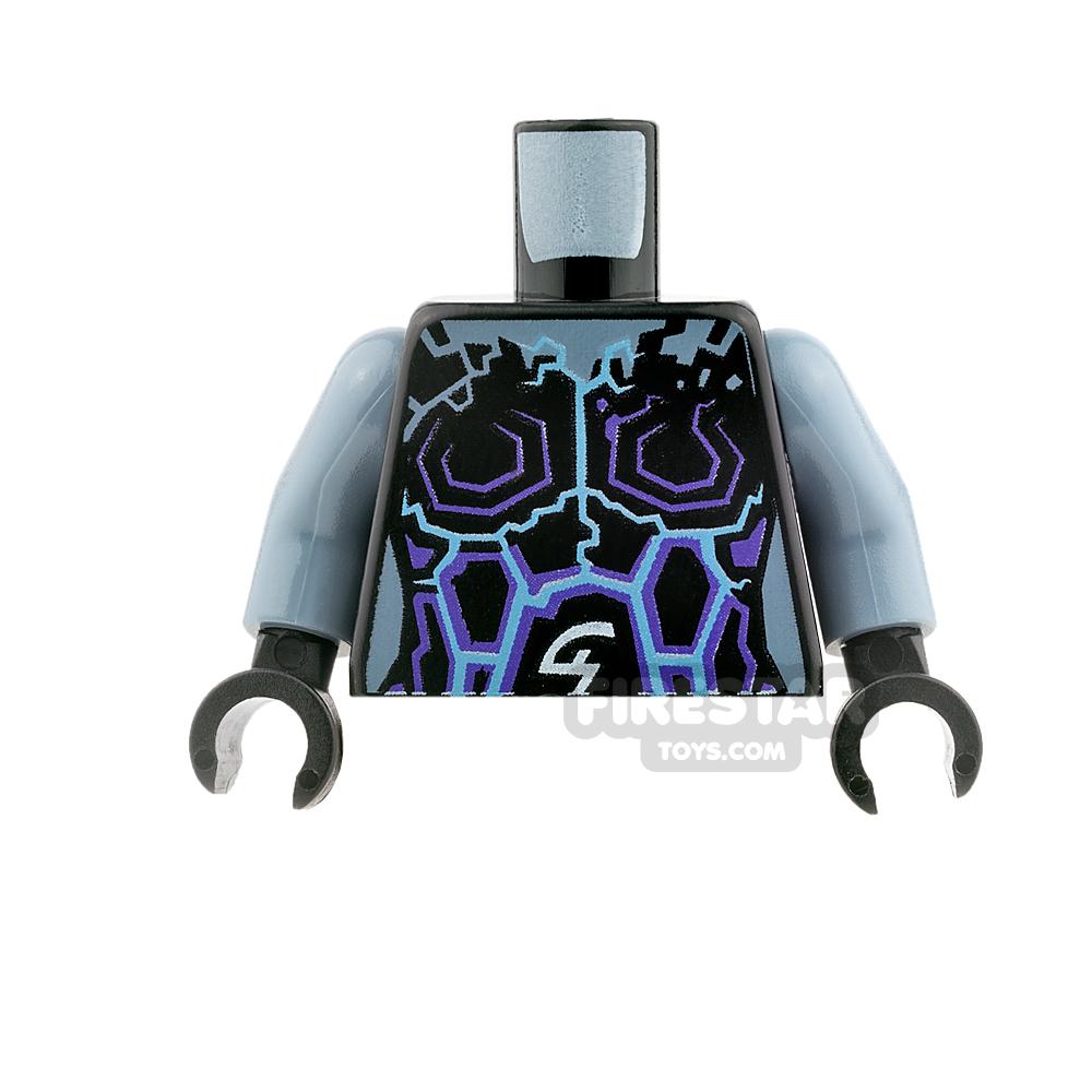 LEGO Mini Figure Torso - Ruina