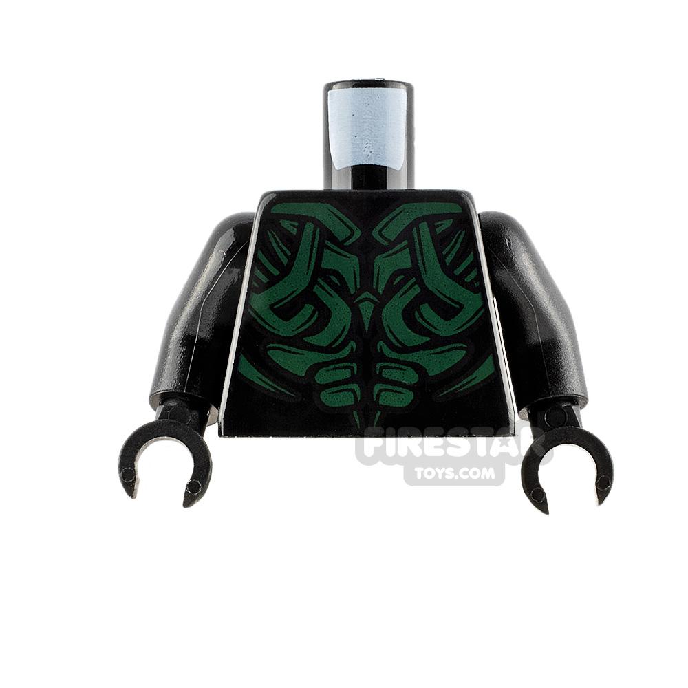 LEGO Mini Figure Torso - Thor Ragnarok - Berserker