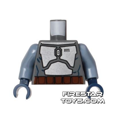 LEGO Mini Figure Torso - Star Wars - Jango Fett