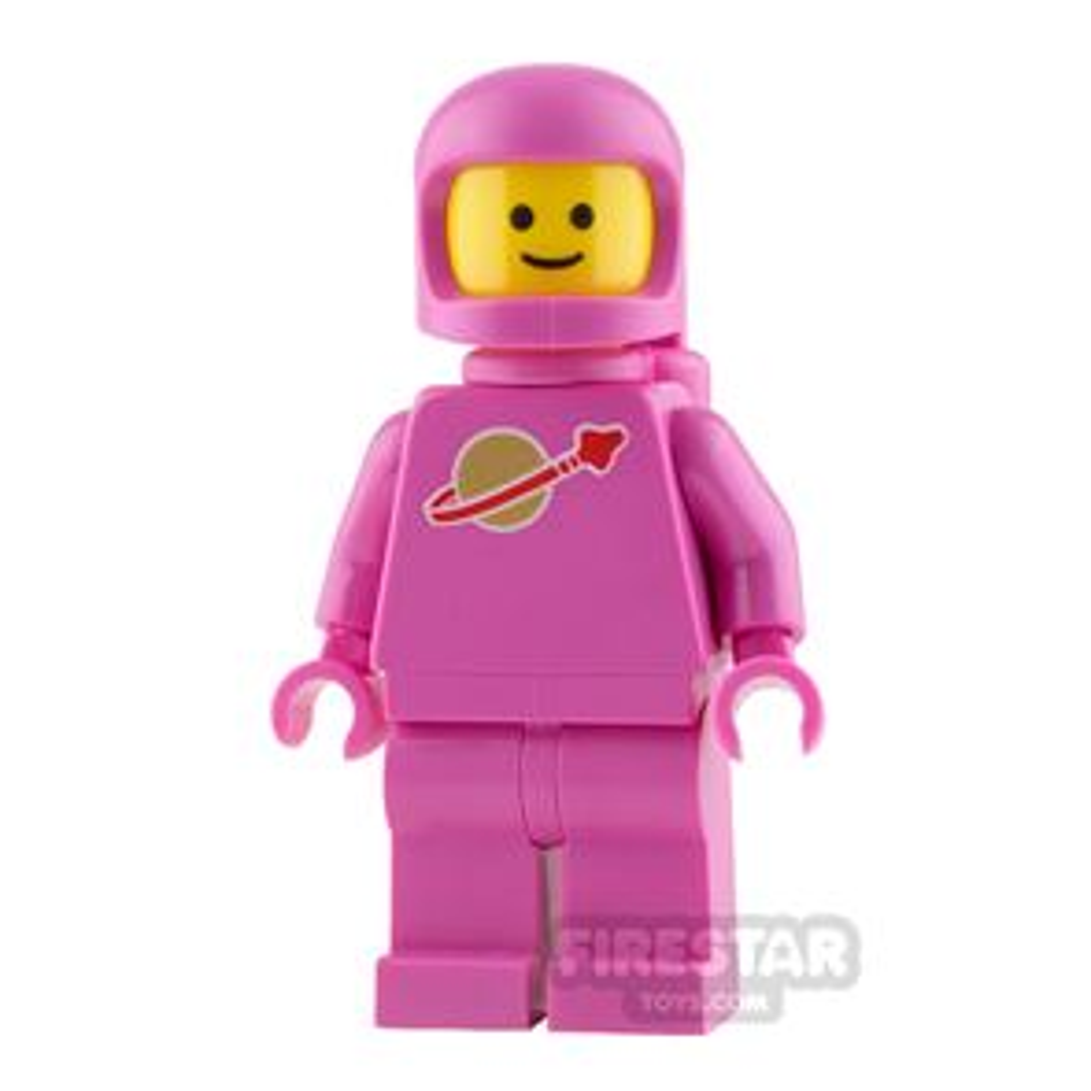 The LEGO Movie 2 Mini Figure - Classic Space - Pink