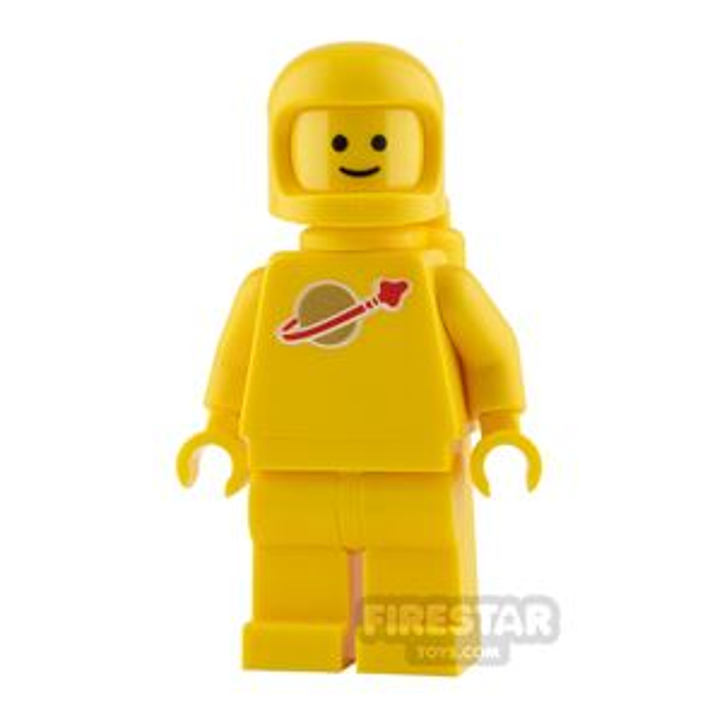 The LEGO Movie 2 Mini Figure - Classic Space - Yellow