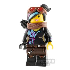 The LEGO Movie Minifigure Lucy Wyldstyle Goggles