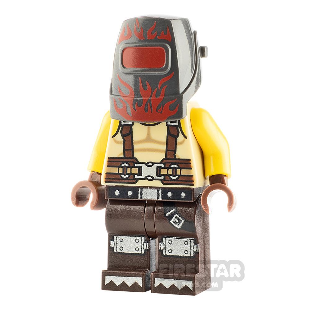 The LEGO Movie Minifigure Fuse
