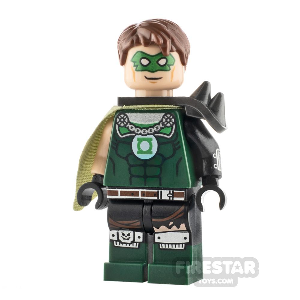 The LEGO Movie Minifigure Green Lantern Apocalypseburg