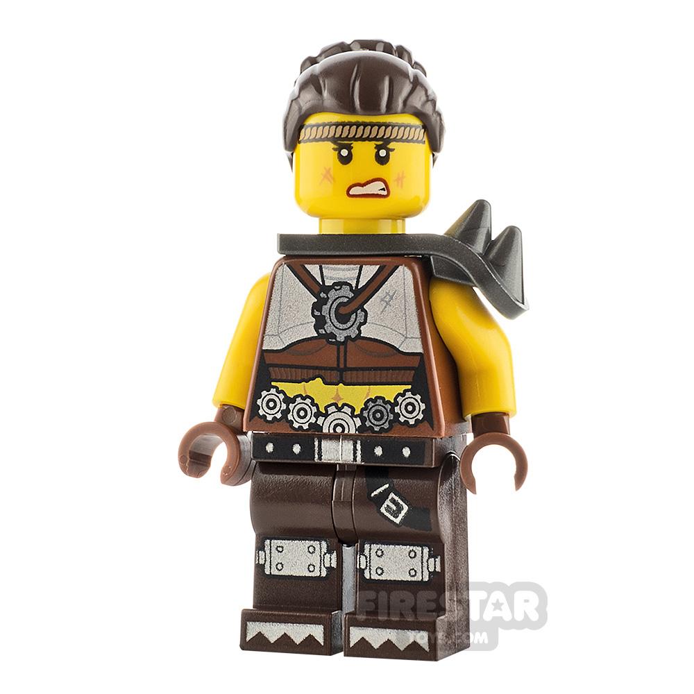 The LEGO Movie Minifigure Roxxi