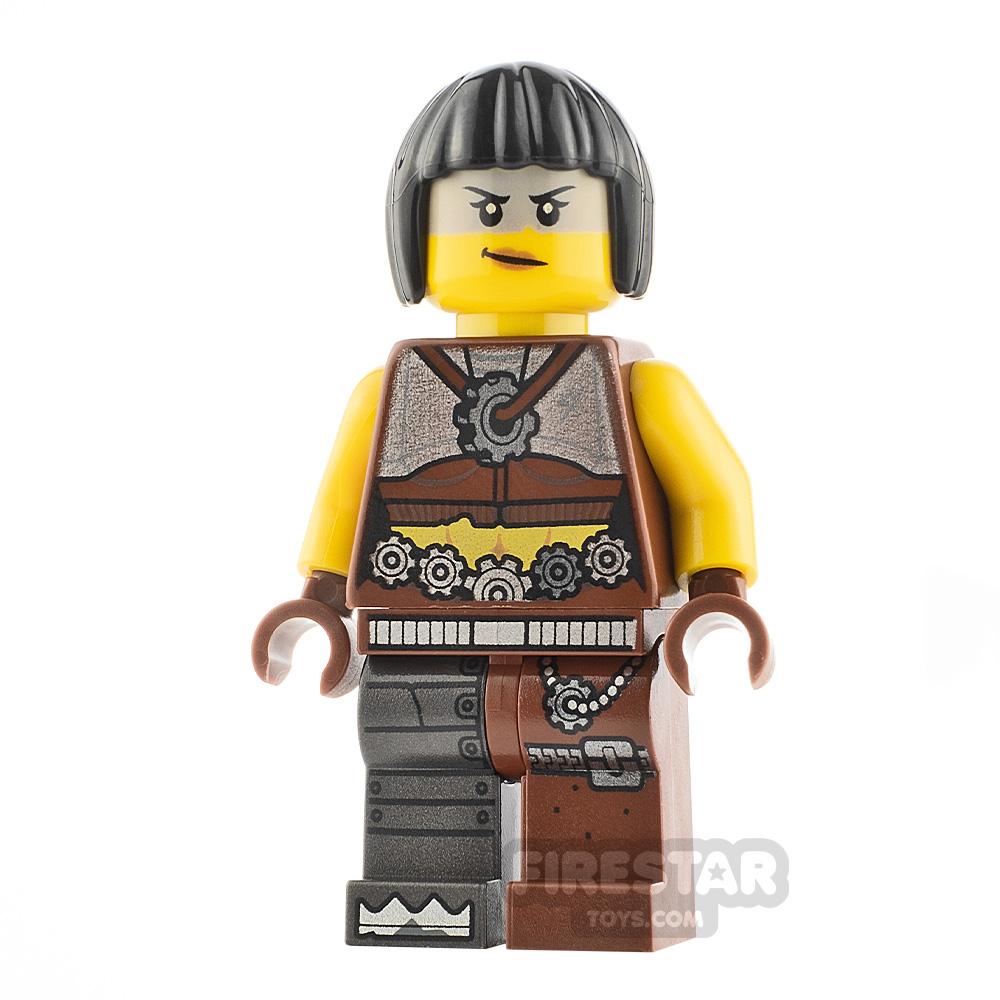 The LEGO Movie Minifigure Sharkira