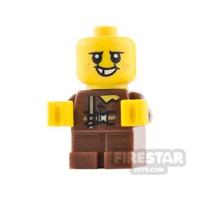 The LEGO Movie Minifigure Sewer Baby