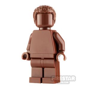 LEGO Everyone is Awesome Minifigure Brown