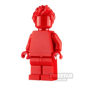 LEGO Everyone is Awesome Minifigure Red