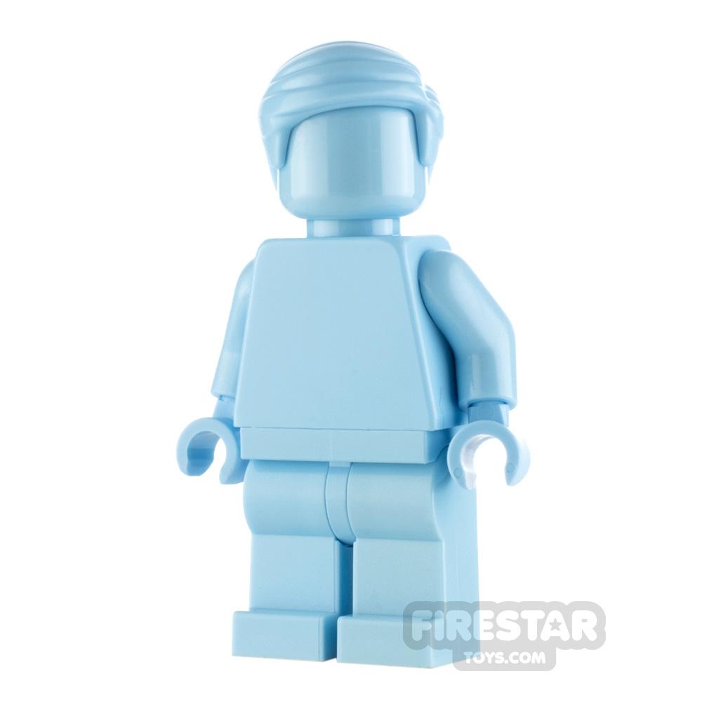 LEGO Everyone is Awesome Minifigure Light Blue
