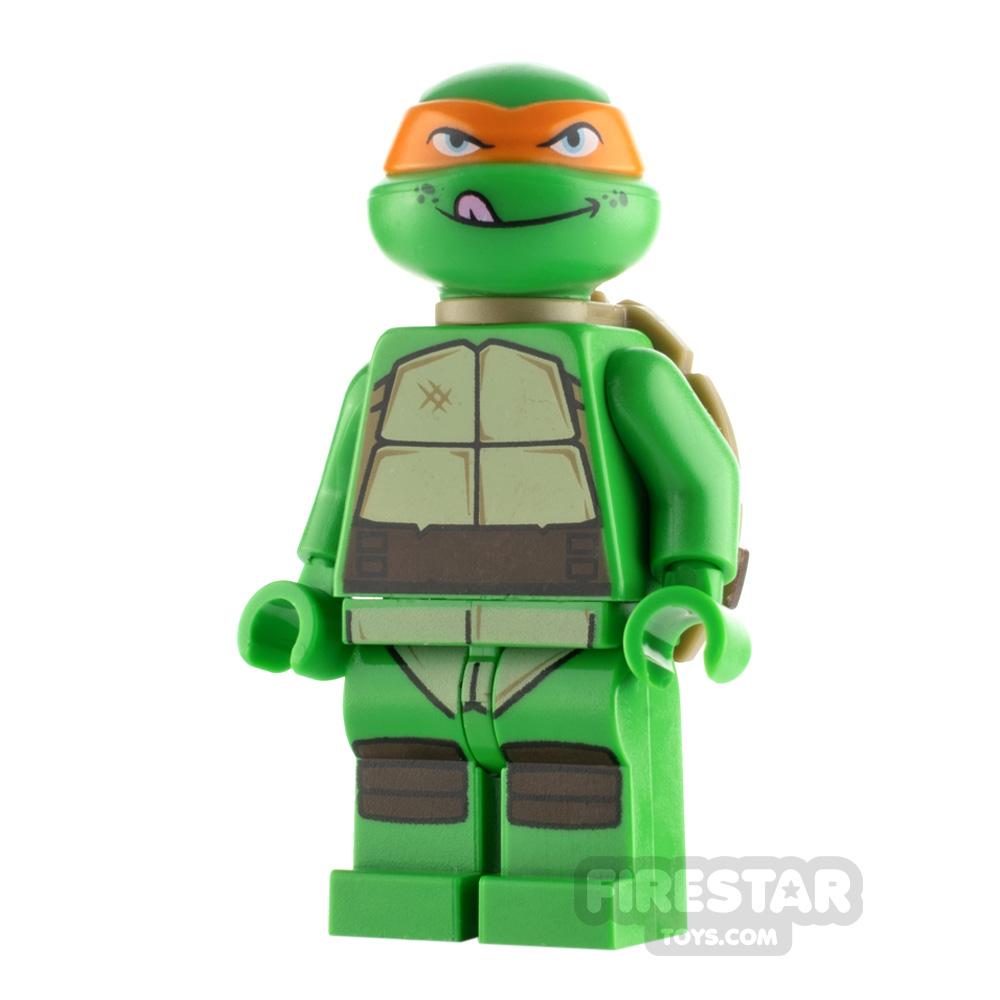 LEGO Teenage Mutant Ninja Turtles Mini Figure - Michelangelo