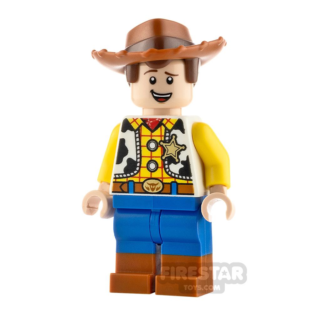 LEGO Toy Story Minifigure Woody Minifigure Head