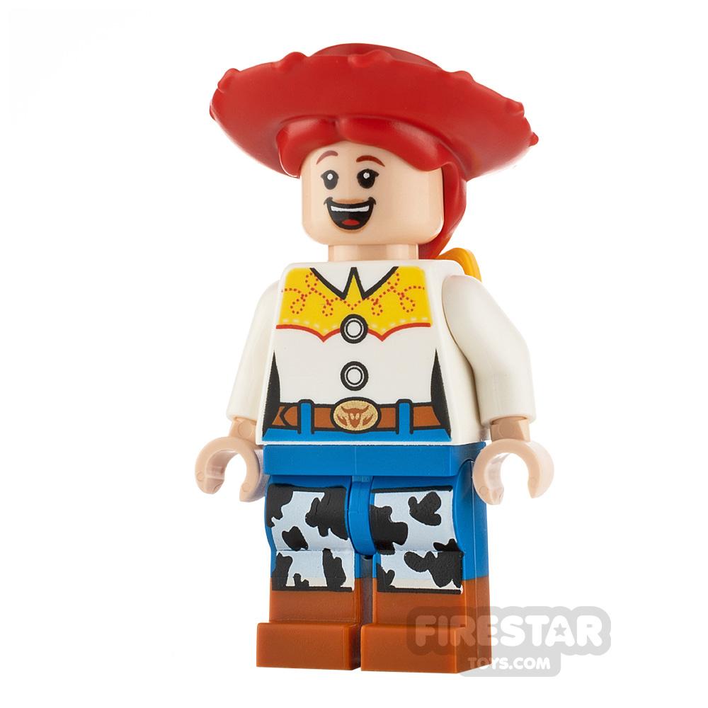LEGO Toy Story Minifigure Jessie Minifigure Head