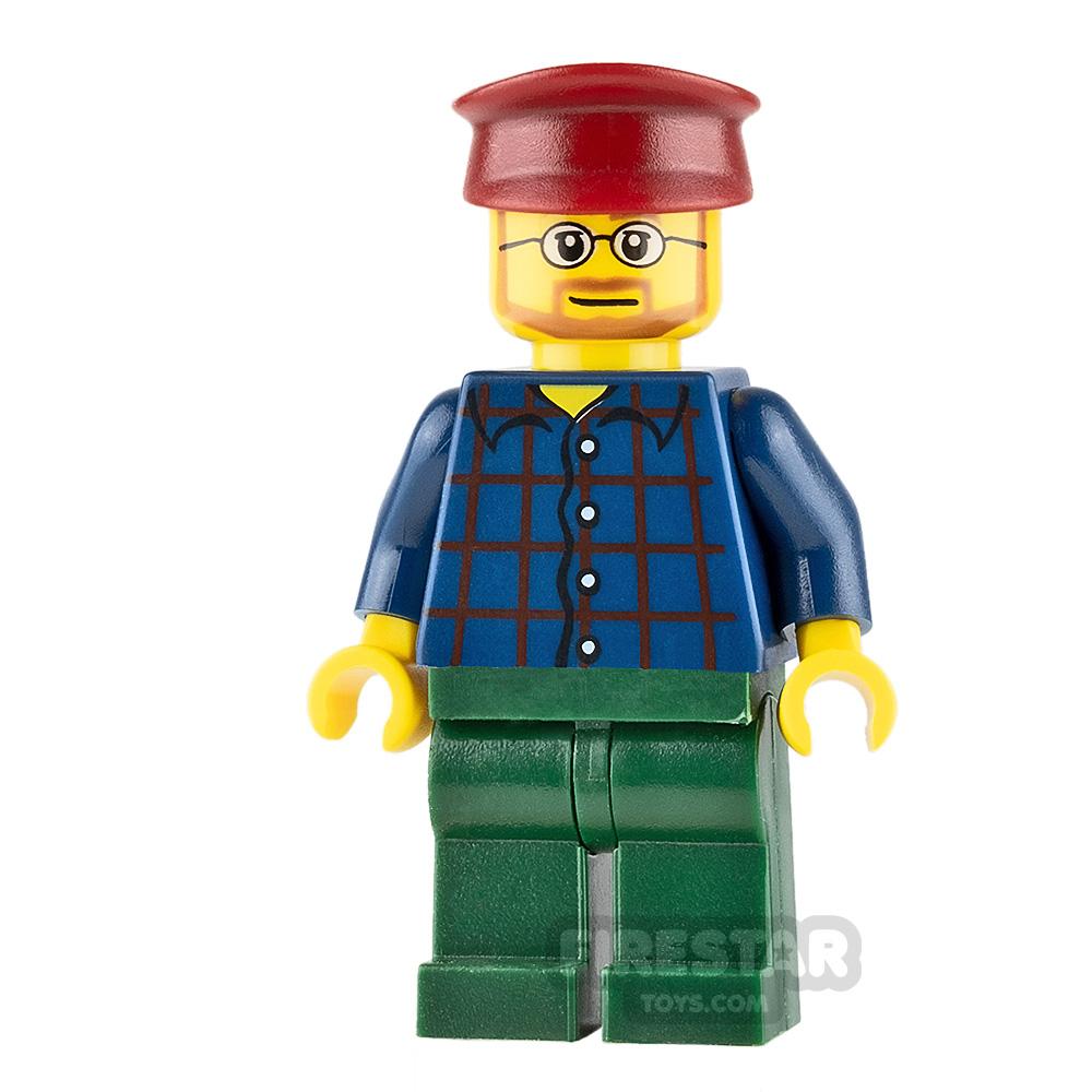 LEGO City Mini Figure - Carousel Operator