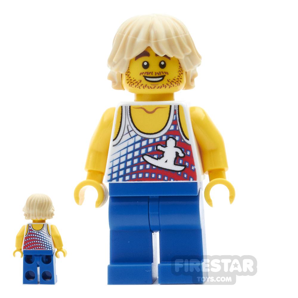 LEGO City Mini Figure - Strong Man