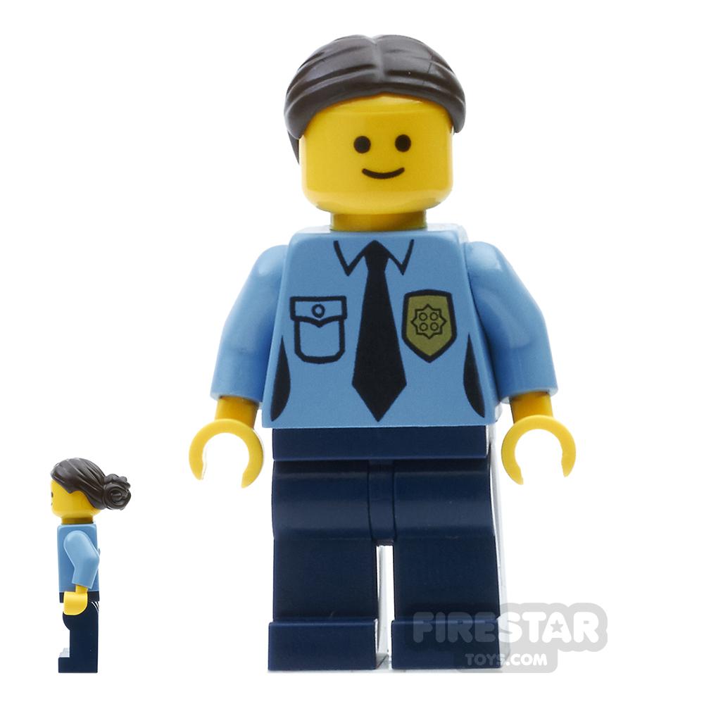 LEGO City Mini Figure - Police - Female Officer