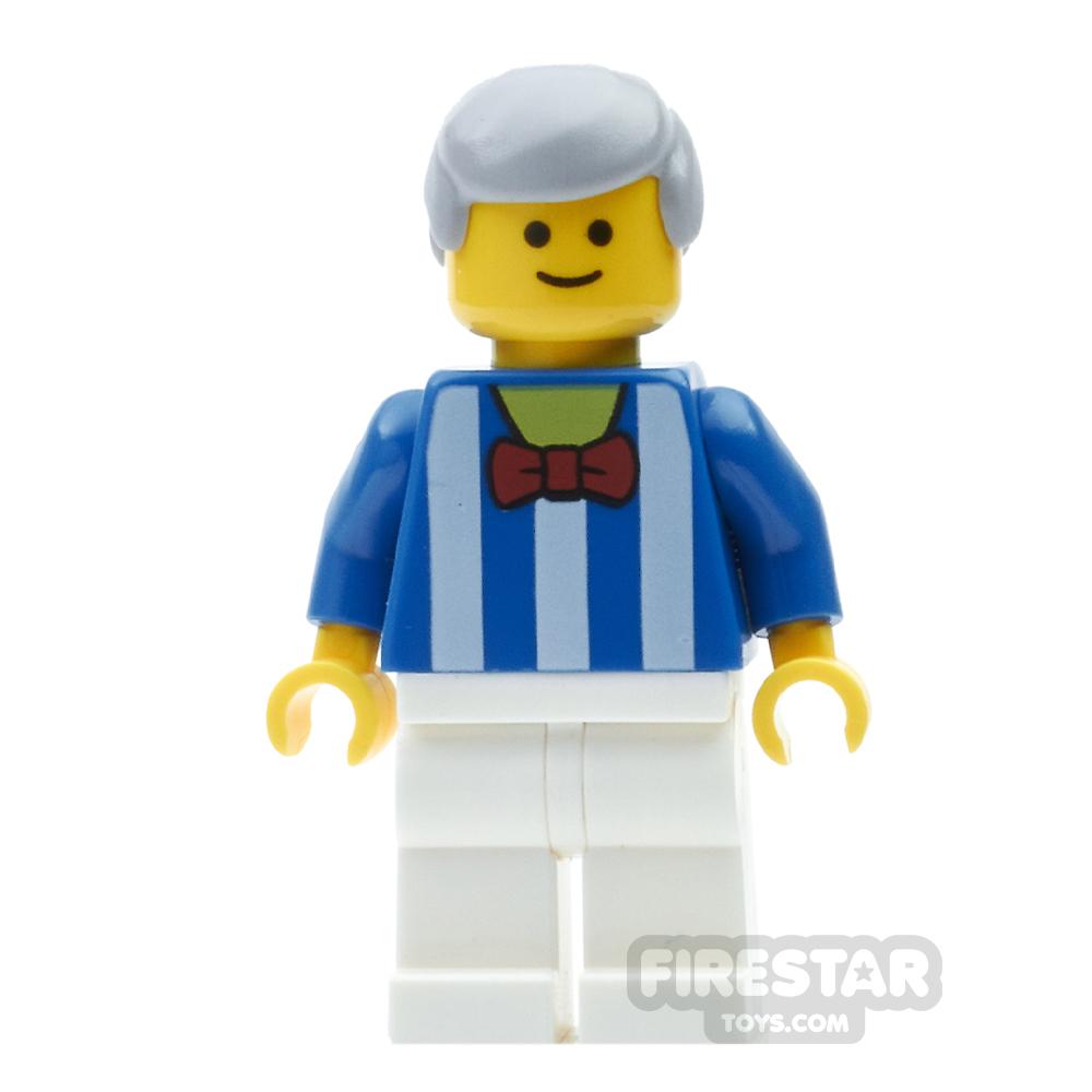 LEGO City Mini Figure - Al the Barber