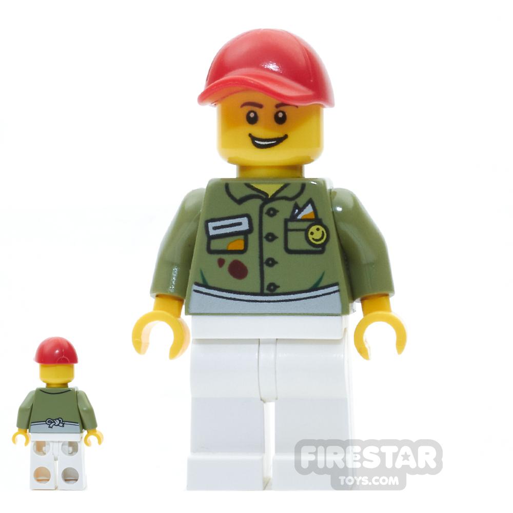 LEGO City Mini Figure - Deli Owner
