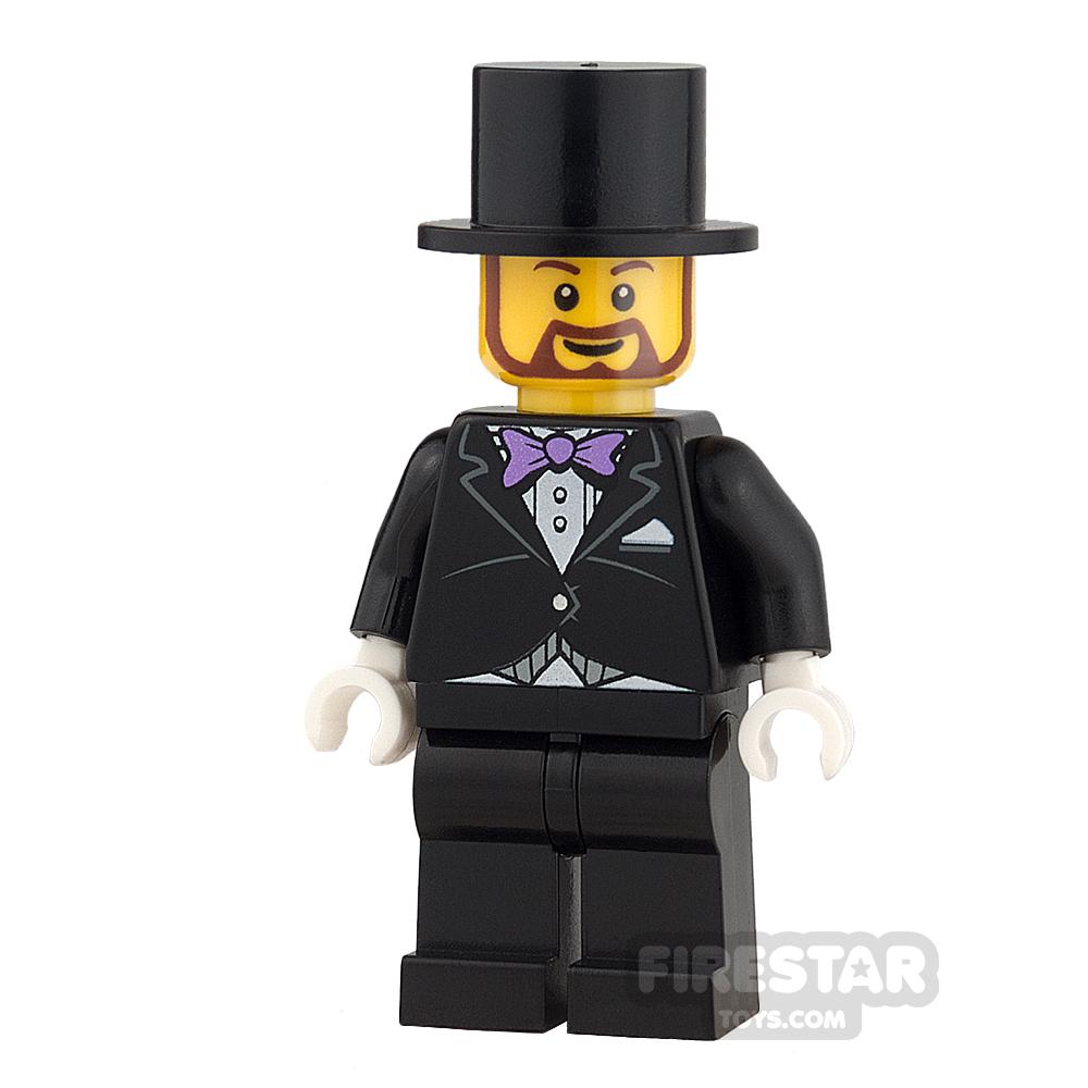 LEGO City Mini Figure - Groom